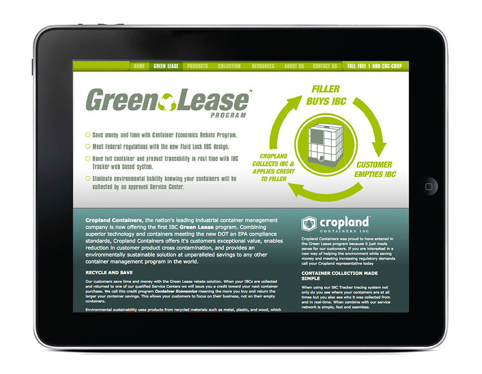 King Kreative – Cropland Case Study