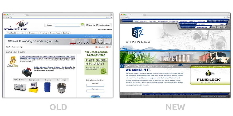 King Kreative – Stainlez Case Study